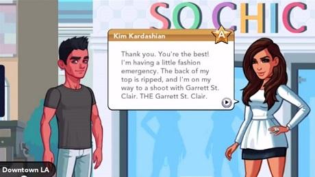 Kim Kardashian Video Game Coming To An iPhone Near You: Go On A Kim K Red Carpet Adventure!