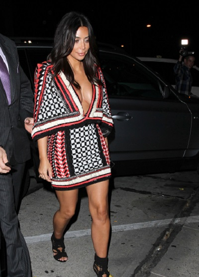 Kim Kardashian Pregnant And Preparing To Get Dumped By Kanye West, The Man She'd Do Anything For?