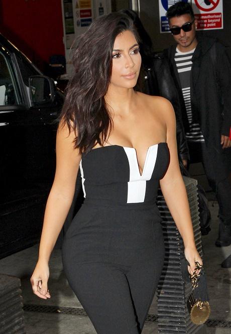 Kim Kardashian Pregnant With Second Baby: Copies Kate Middleton Pregnancy But Kanye West Wants a Son