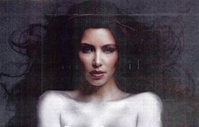 Kim Kardashian Poses Nude For W Magazine [Photos]