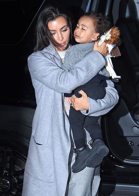 Kim Kardashian And Kanye West Put Baby North West On Crazy Diet – No Treats Allowed – They Can't Have A Fat Baby