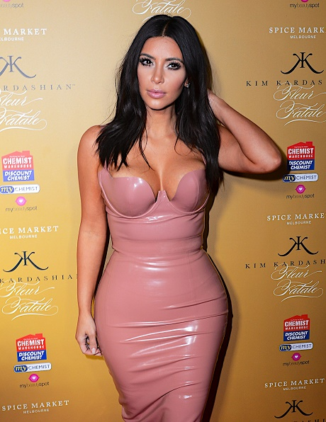Kim Kardashian Sex Tape With Ray J Highest Grossing In Sex Tape History - Sales Boosted By Naked Paper Magazine Photo Shoot!