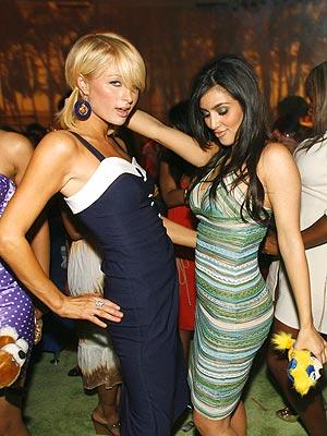 Music War Of The Talentless Shanks - Paris Hilton Versus Kim Kardashian