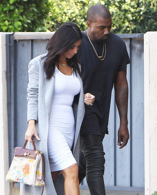 Kim Kardashian Pregnant With Baby Number Two, Spotted With Baby Bump – Kanye West Planning Huge Pregnancy Announcement (PHOTOS)