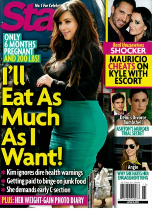 Kim Kardashian Plans Early C-Section Baby Delivery To Save Herself For Kanye West