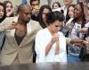 Kim Kardashian & Kanye West Head To Versailles