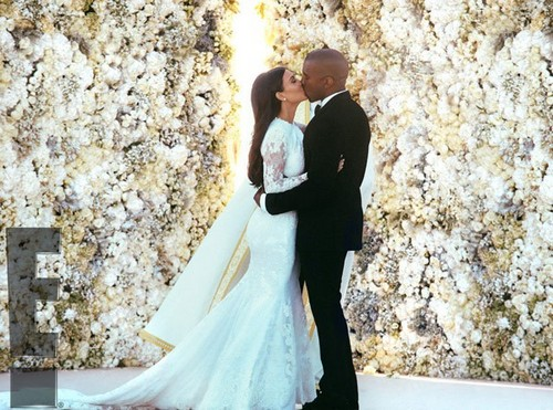 Kim Kardashian Wedding Special - Exclusive Gown Photos And Details (PHOTOS)
