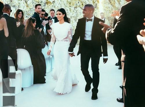 Kim Kardashian Wedding Special - Exclusive Gown Photos And Details (PHOTOS)