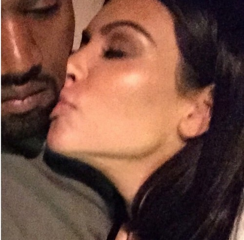 Kim Kardashian Divorce: Jealous Kim Prompts Kanye West To Diss Amber Rose?