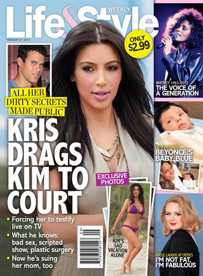 With Kris Humphries Plotting To Reveal Details About Their Non-Existent Sex Life, Kim Kardashian Escapes To Miami (Photo)