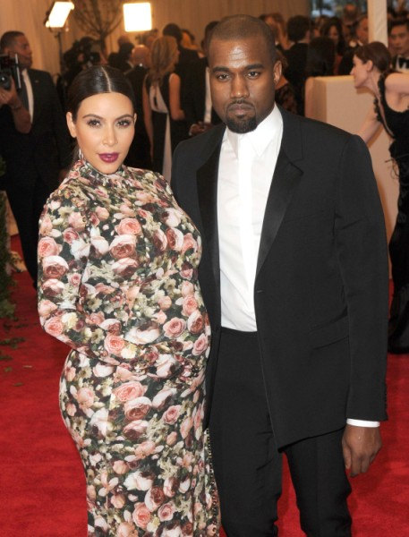 Kim Kardashian's Baby Name To Be Announced Today - What Are Your Picks? 0618