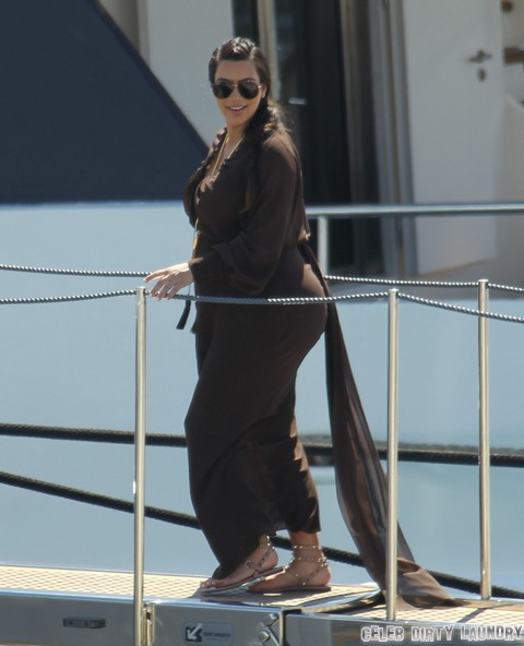 North West Pictures On Hold While Kim Kardashian Loses Weight