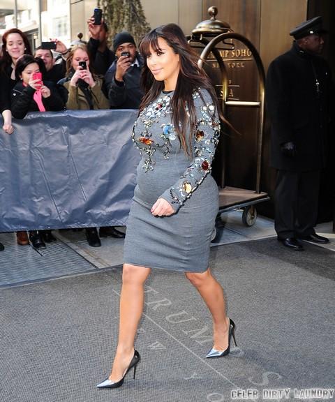 Kim Kardashian Gives Birth To Baby Girl – Kanye West Missing