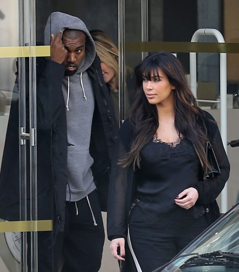Kanye West Allowed Kris Jenner To Film Kim Kardashian's Birth, Will It Make It On The Show? 0619