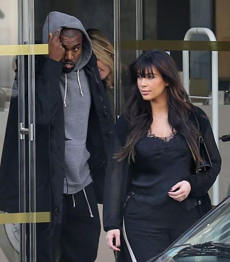 Kanye West Allowed Kris Jenner To Film Kim Kardashian's Birth, Will It Make It On The Show? 0619