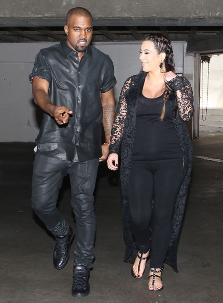 Kim Kardashian And Kanye West Marrying In Paris This Fall! 0623