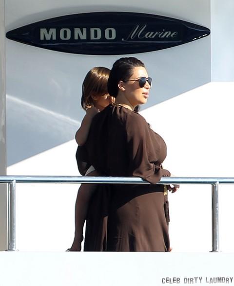 "Kim Kardashian and Kanye West's Klu Klux Klan Connection Spared North West A ""K"" Name (VIDEO)"