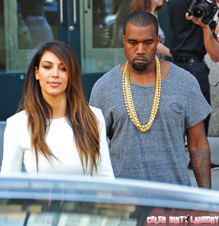 Kim Kardashian Plans Big TV Wedding With Kanye West!