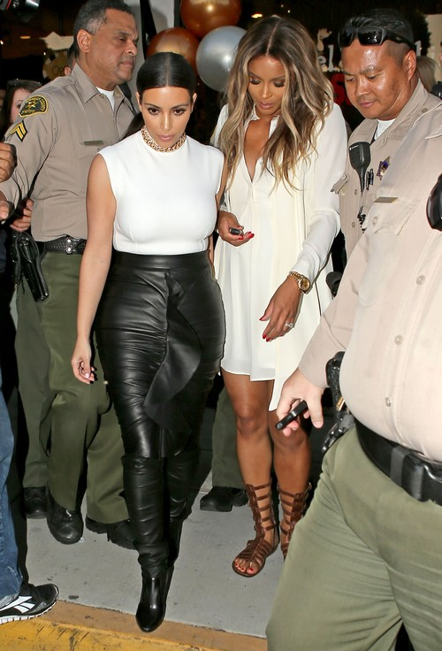 Kim Kardashian and Kanye West Having Another Baby - Pregnant Now? (PHOTOS - VIDEO)