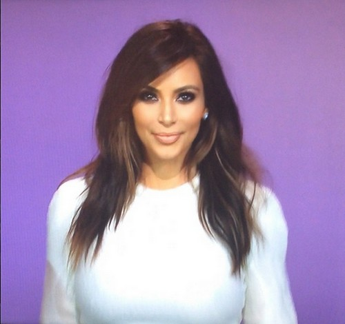Kim Kardashian Fighting With Kanye West Over Hair Color, Changed It Back To Brunette To Spite Him