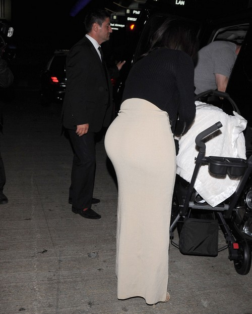 Jennifer Lopez and Kim Kardashian Feud Over Attention Given To Kim's Butt