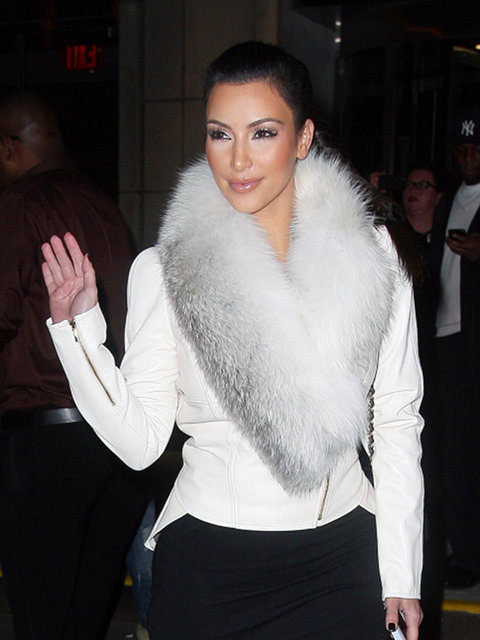 Kim Kardashian Is A Two Faced Animal Hater