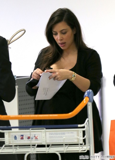 Kris Jenner Stages Family Intervention For Kim Kardashian To Dump Kanye West