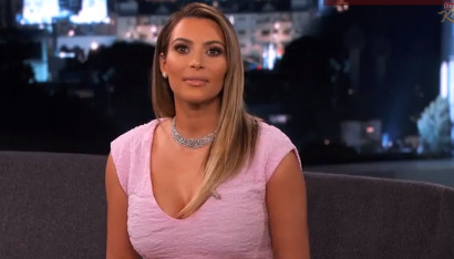 Kim Kardashian Exposes Khloe's Private Pregnancy Failures To Boost Ratings For Dying KUWTK Reality TV Show! (VIDEO)