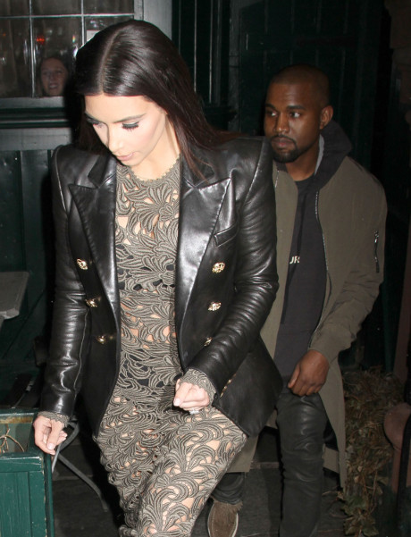 Kanye West Makes A Mess Of His Music Career With New Rap Song Idolizing His 'Trophy Wife' Kim Kardashian!