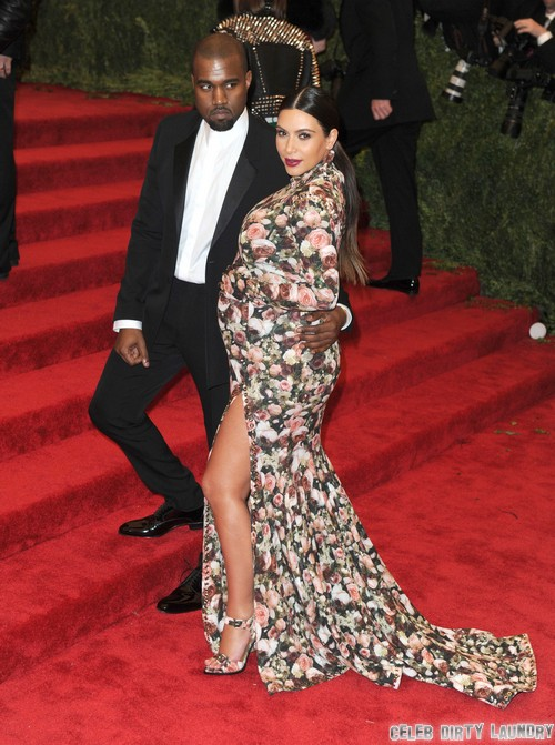 Kim Kardashian And Kanye West Getting Married Immediately - Birth of Baby Girl Inspires Wedding!