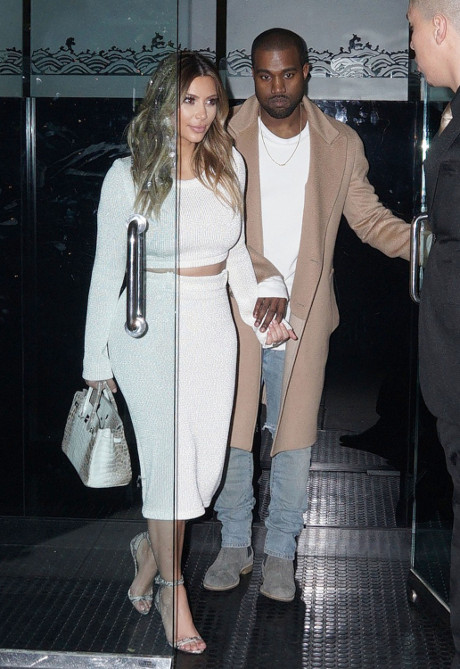 Kanye West Punches Foul-Mouthed Teenager, Kim Kardashian Praises Yeezy as the Perfect Man -- Nothing like Kris Humphries!