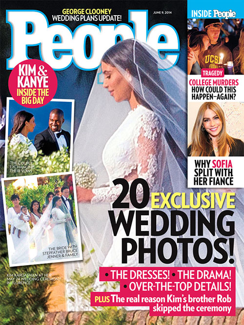 Kim Kardashian And Kanye West's Wedding A Dream Come True For Attendees: The Drama, The Dresses, The Details (PHOTO)