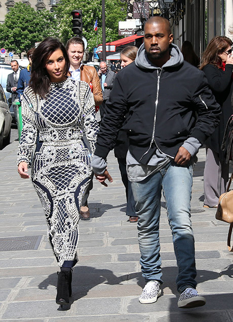 Kim Kardashian And Kanye West Homeless, Shack Up In Kris Jenner's Mansion: Yeezy Leaves - Already Hates His Future Mother-in-Law!