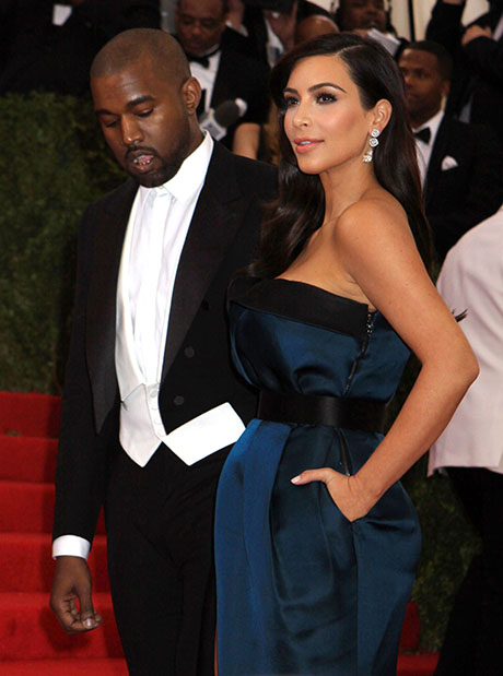 Kim Kardashian And Kanye West Won't Live Together After Wedding - They Aren't Even In Love!