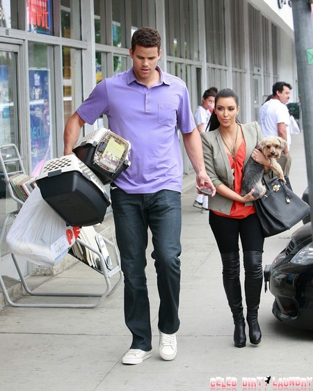 Kim Kardashian Demands People Stop Making Fun Of Her Marriage To Kris Humphries