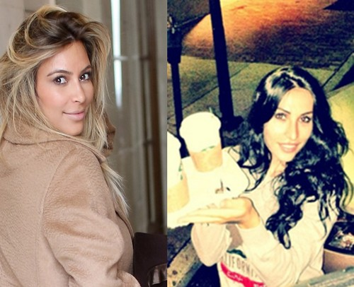 Kim Kardashian Wishes She Was As Pretty As Reggie Bush's Baby Mama, Lilit Avagyan (PHOTOS)