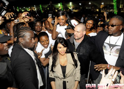 Kim Kardashian Miscarriage and Baby's Health Risks in Africa: Excessive Travel, Work Overload