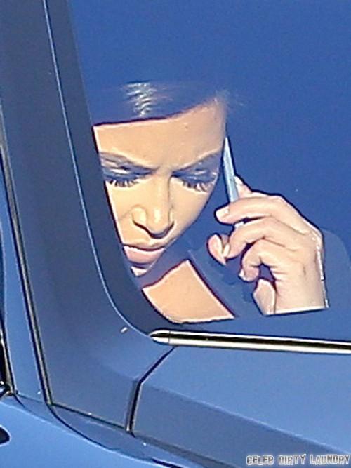 Kim Kardashian Admits She's Not Ready for Motherhood - Goes MIA
