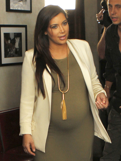 Kim Kardashian Going Super Crazy while under Lock Down in Mansion with Baby North!