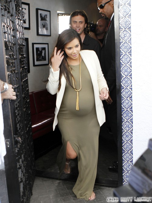 Kim Kardashian Opens Up To Ryan Seacrest About Her Baby Girl's Birth In First Interview