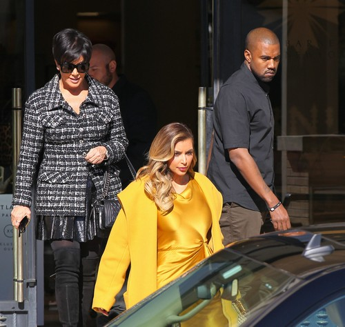 Kim Kardashian and Kanye West to Move To Paris: Kris Jenner Furious