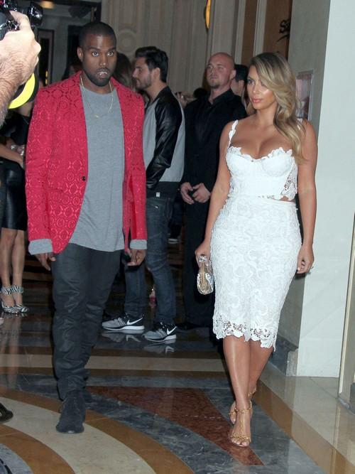 Hugh Hefner Gives It Up - Kim Kardashian Under Contract For Next Playboy Centerfold!