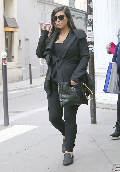 Kim Kardashian's Baby Weight Gain Defended by a Fearless Jamie-Lynn Sigler!