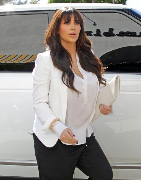 Kris Jenner Demands Kourtney Kardashian Raise Kim Kardashian and Kanye West's Baby