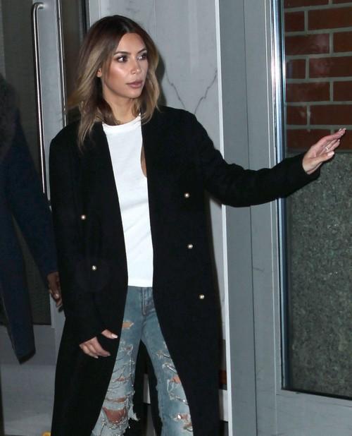 Kanye West's Styling Turning Kim Kardashian Into a Vulgar Fashion Don't (PHOTOS)
