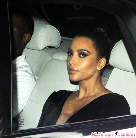 Kim Kardashian Sex Tape Threats From Brother Rob Kardashian Over Kanye West Collaboration!