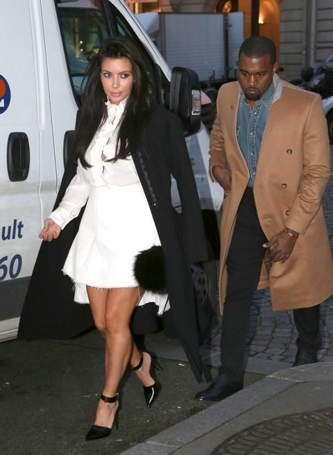 Kim Kardashian Threatens To Quit Reality TV For Her Baby - Kris Jenner Says NO!
