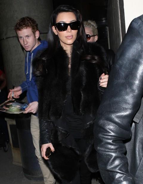 Kim Kardashian Threatens Kris Humphries' Family Over Divorce