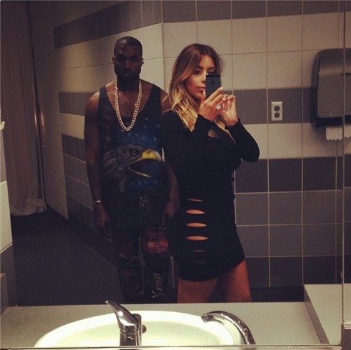 Kanye West Hires Warhol To Paint Kim Kardashian - Ridiculous?