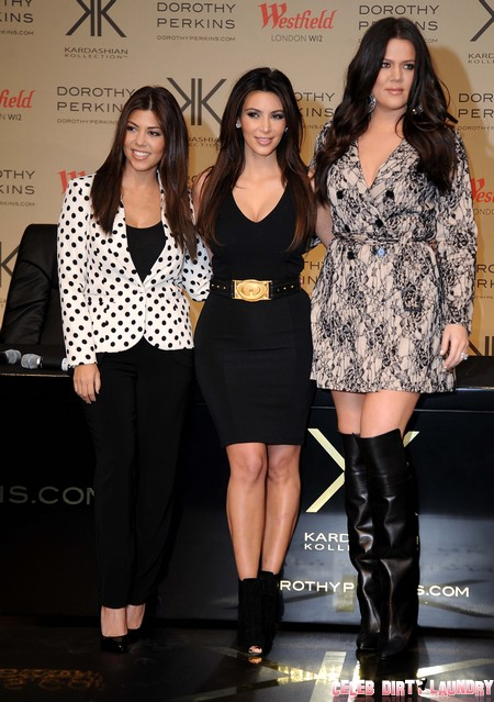 Kim Kardashian On The X Factor USA This Week – Simon Cowell Jumps The Shark